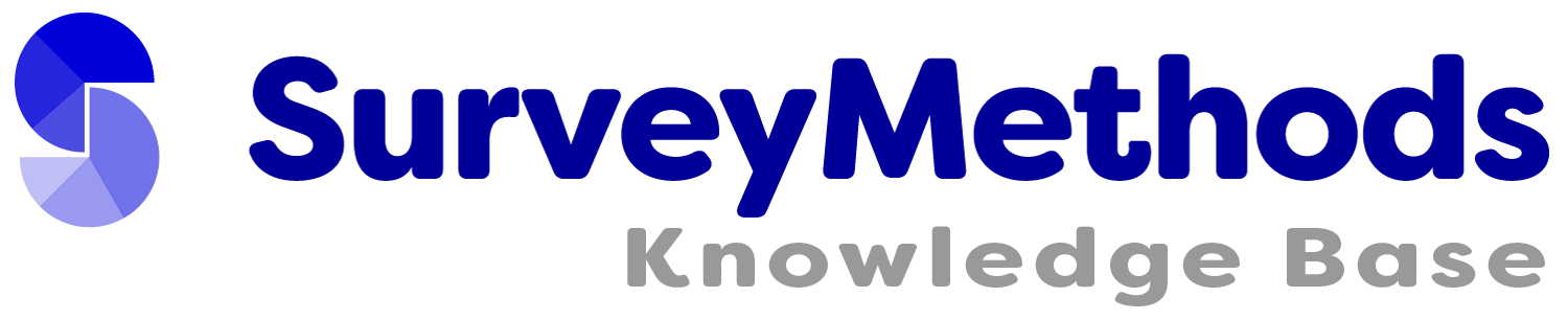 SurveyMethods Knowledge Base